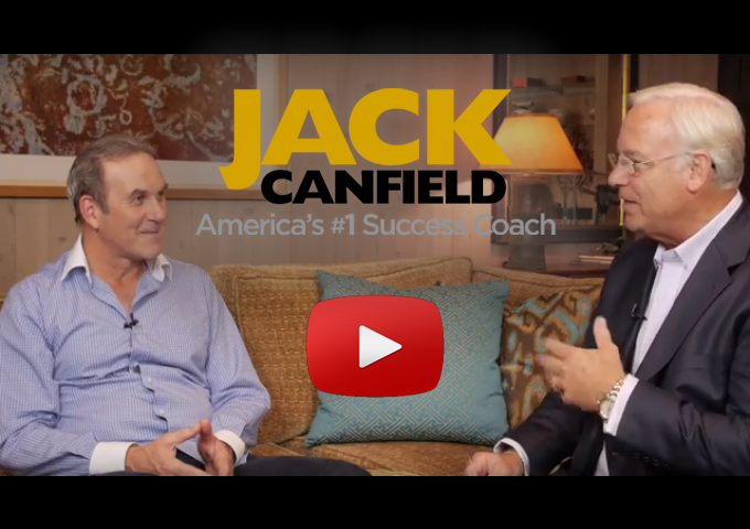 Jack Canfield Interview with Gary Stone